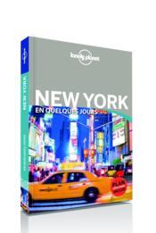 New York en quelques jours (4e édition) - Couverture - Format classique