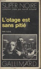 Collection Super Noire N° 48. Lotage Est Sans Pitie. - Couverture - Format classique