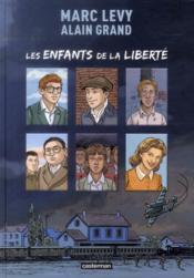Les enfants de la liberté - Couverture - Format classique