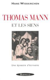 Thomas mann et les siens - Couverture - Format classique