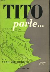 Tito Parle... - Couverture - Format classique