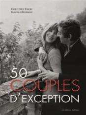50 couples d'exception - Couverture - Format classique