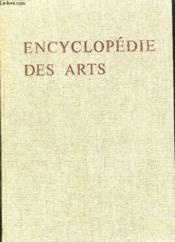 Encyclopedie Des Arts. - Couverture - Format classique