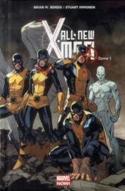 All new X-Men t.1 - Couverture - Format classique