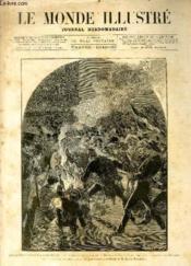 LE MONDE ILLUSTRE N°1485 Le conflit Hispano-Allemand - Couverture - Format classique