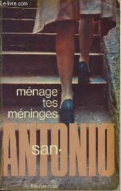 Menage Tes Meninges - Couverture - Format classique