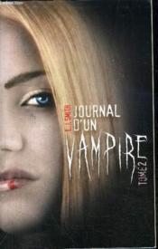 Journal d'un vampire - Tome 2 - Couverture - Format classique
