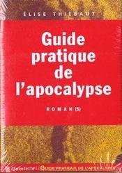 Guide pratique de l'apocalypse - Intérieur - Format classique