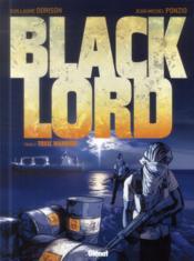 Black lord t.2 ; toxic warrior - Couverture - Format classique