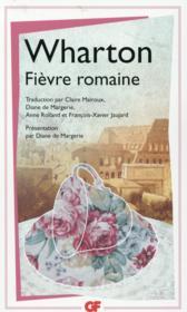 Fièvre romaine - Couverture - Format classique