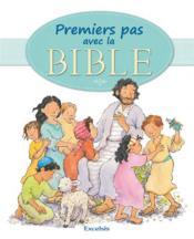 Premiers pas avec la Bible - Couverture - Format classique