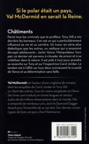 Châtiments - 4ème de couverture - Format classique