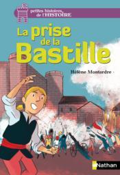 La prise de la Bastille - Couverture - Format classique