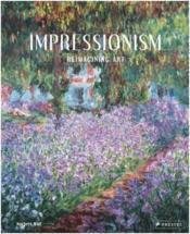 Impressionism: reimagining art - Couverture - Format classique