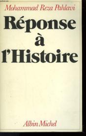 Reponse a l'histoire - Couverture - Format classique