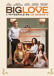 Big Love - Saison 2 - Couverture - Format classique