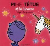 Madame Têtue et la licorne - Intérieur - Format classique