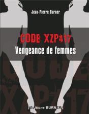 Code XZP 417 - Couverture - Format classique