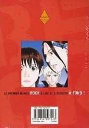 Beck t.23 - 4ème de couverture - Format classique