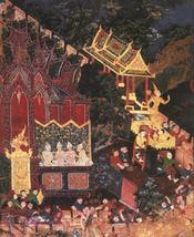 Temples d'or de thailande - 4ème de couverture - Format classique