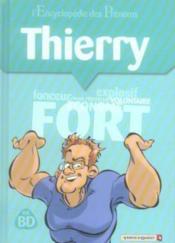 L'encyclopédie des prénoms en bd t.16 ; thierry - Couverture - Format classique
