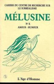 Melusine 10 Amour-Humour - Couverture - Format classique