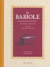 Babiole ; un conte du cabinet des fees - Intérieur - Format classique