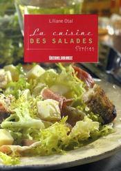 La cuisine des salades - Intérieur - Format classique