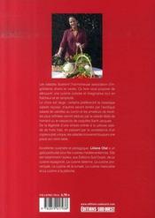 La cuisine des salades - 4ème de couverture - Format classique