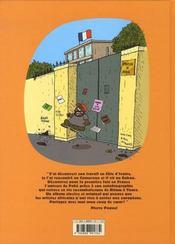 La vie de pahé t.1 ; bitam - 4ème de couverture - Format classique