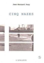 Cinq nazes - Couverture - Format classique