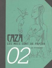 Les mois sont de papier t.2 - Couverture - Format classique
