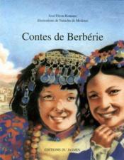 Contes De Berberie - Couverture - Format classique