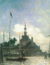 Jongkind T.1 ; Catalogue Critique De L'Oeuvre, Peintures - 4ème de couverture - Format classique