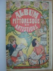 Album pittoresque et artistique. Album pittoresque de Noël. ( Troisième série ) - Couverture - Format classique