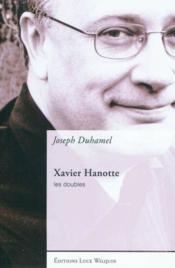 Xavier hanotte - les doubles - Couverture - Format classique