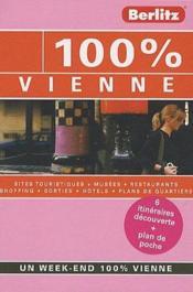 100% ; Vienne - Couverture - Format classique