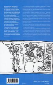Saints, chamanes et pasteurs ; la religion populaire des Mayas - 4ème de couverture - Format classique