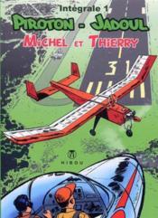Michel et Thierry ; intégrale t.1 - Couverture - Format classique