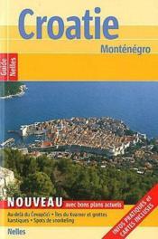 Croatie montenegro - Couverture - Format classique