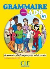 Grammaire Point Ado A1 Livret - Couverture - Format classique