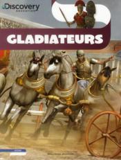 Gladiateurs - Couverture - Format classique