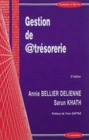 Gestion de tresorerie, 3e edition - Couverture - Format classique