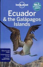 Ecuador & the Galapagos islands (9e édition) - Couverture - Format classique