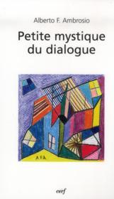 Petite Mystique Du Dialogue - Couverture - Format classique