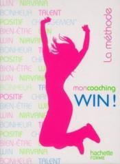 Winbox . mon coaching + post-it & crayon fluo - Couverture - Format classique