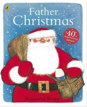 Father christmas - Couverture - Format classique