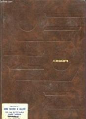 Catalogue Facom F78 - Couverture - Format classique