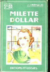 Milette Dollar. - Couverture - Format classique