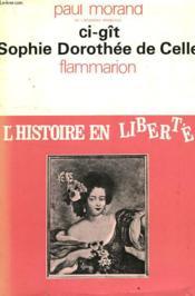 Ci-Git Sophie Dorothee De Celle - Couverture - Format classique